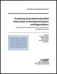 Draft NIST Special Publication 800-171B